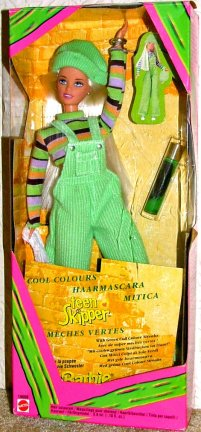 Cool Colours Skipper Sindy Doll